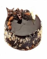 Choco Almond Cake