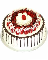 Cherry Blackforest Cake - 1/2 KG