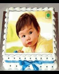 Photo Cake as Your Choice - 1 KG
