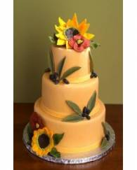 3 FLOOR BIRTHDAY CAKE - 4 KG