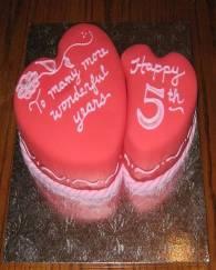 Year Anniversary Cake - 3 KG