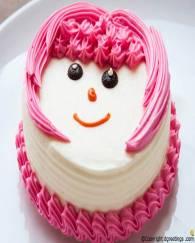 Creative Birthday Cake - 1 KG