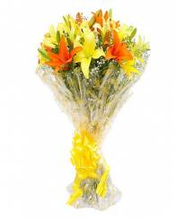Sunshine Lillies for Special
