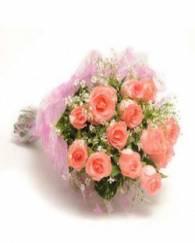 Pink Rose Bunch