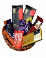 All in One Chocolate basket