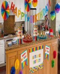Full Birthday Party Decorations