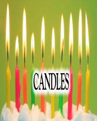Candles (30