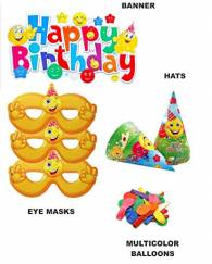 Theme My Party SMILEY