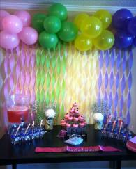 Decorations Parties Ideas with Balloon and Other Stuff