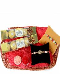 BUNDLE OF SWEETNESS RAKHI COMBO