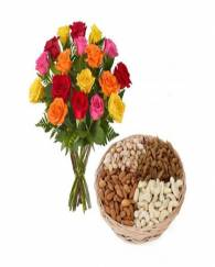 Roses And Dry Fruit