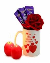 Rose with Love Mug
