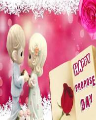 Propose Day Greeting Card