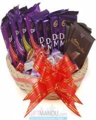 Cadbury Chocolate Combo