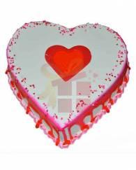 valentine Cake 3 Vanilla flavor