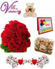 Valentine Day Combo Gift